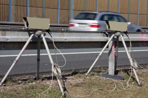 Verkehrsrecht Bussgeld Geschwindigkeitskontrolle