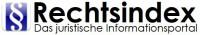 Logo der Website rechtsindex.de