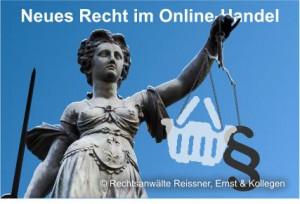 Anwalt Vertragsrecht Augsburg: Änderungen im Verbraucherrecht zum 13.06.2014