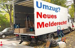 Neues Melderecht - Rechtsanwälte Reissner Ernst & Kollegen Augsburg