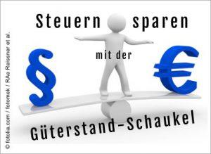 Eherecht: Steuersparmodell Güterstand-Schaukel