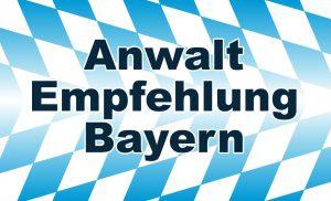 Logo Anwalt Empfehlung Bayern