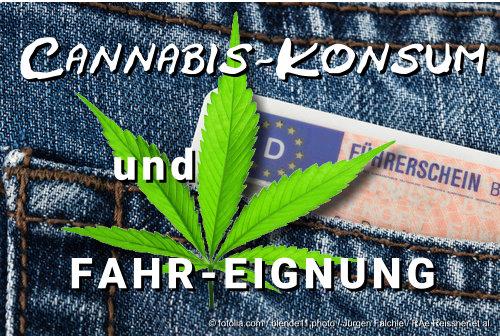 Fachanwalt Verkehrsrecht Augsburg: Cannabis-Konsum und Fahreignung